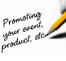 Event promotions